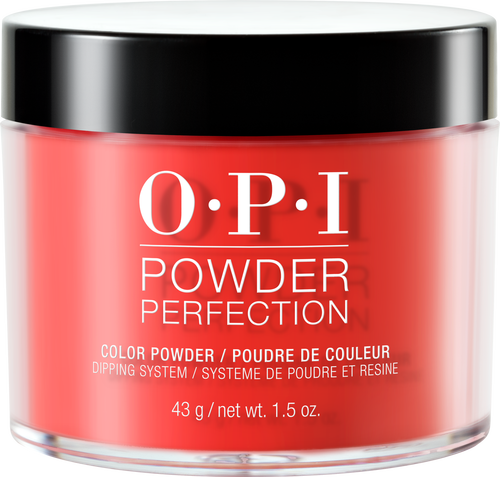 OPI Dipping Powder Perfection - A Good Mandarin is Hard to Find 1.5 oz - #DPH47