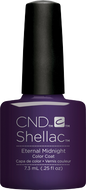 CND CND - Shellac Eternal Midnight (0.25 oz) - Sleek Nail