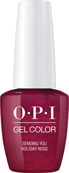 OPI GelColor - Sending You Holiday Hugs 0.5 oz - #GCHRJ08