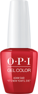 "OPI GelColor - Adam said ""It's New Year's, Eve"" 0.5 oz - #GCHRJ09"
