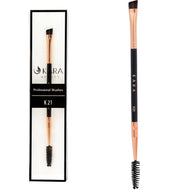 Kara Beauty - Professional Angle Eyeliner and Spoolie Duo - K21