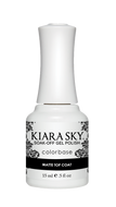 Kiara Sky Kiara Sky - Gel Matte Top Coat 0.5 oz - #GMTOP - Sleek Nail
