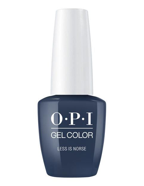OPI OPI GelColor - Less is Norse 0.5 oz - #GCI59 - Sleek Nail