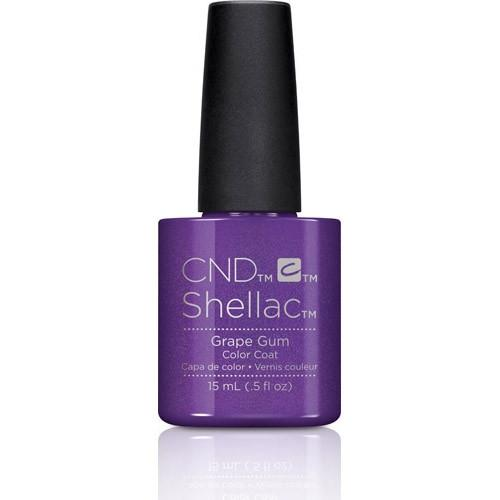 CND - Shellac Grape Gum (0.5 oz)