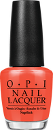 OPI OPI Nail Lacquer - A Good Man-darin is Hard to Find 0.5 oz - #NLH47 - Sleek Nail