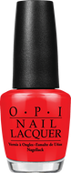 OPI OPI Nail Lacquer - Big Apple Red 0.5 oz - #NLN25 - Sleek Nail