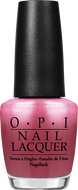 OPI OPI Nail Lacquer - A Rose At Dawn... Broke By Noon 0.5 oz - #NLV11 - Sleek Nail