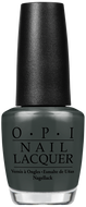 "OPI OPI Nail Lacquer - ""Liv"" in the Gray 0.5 oz  - #NLW66 - Sleek Nail"