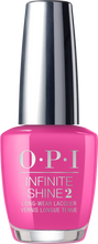 OPI OPI Infinite Shine - No Turning Back From Pink Street 0.5 oz - #ISLL19 - Sleek Nail