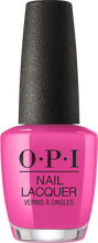 OPI OPI Nail Lacquer - No Turning Back From Pink Street 0.5 oz - #NLL19 - Sleek Nail