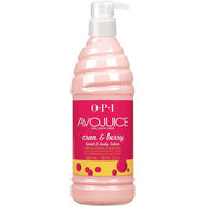 OPI Avojuice - Cran & Berry Lotion 20 oz / 600 Ml, Lotion - OPI, Sleek Nail