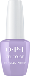 OPI OPI GelColor - Polly Want a Lacquer? 0.5 oz - #GCF83 - Sleek Nail