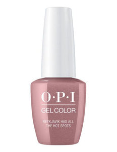 OPI OPI GelColor - Reykjavik Has All the Hot Spots  0.5 oz - #GCI63 - Sleek Nail