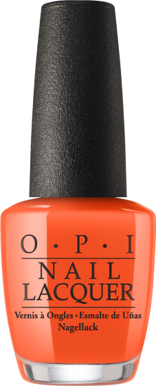 OPI OPI Nail Lacquer - Santa Monica Beach Peach 0.5 oz - #NLD39 - Sleek Nail