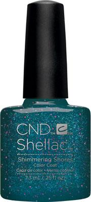 CND CND - Shellac Shimmering Shores (0.25 oz) - Sleek Nail