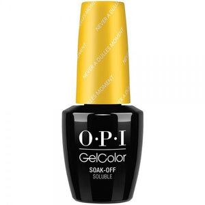 OPI GelColor - Never a Dulles Moment 0.5 oz - #GCW56, Gel Polish - OPI, Sleek Nail