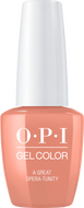 OPI OPI GelColor - A Great Opera-tunity 0.5 oz - #GCV25 - Sleek Nail