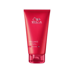 Wella - Brilliance Conditioner for Fine to Normal Colored Hair  8.4 oz