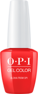 OPI OPI GelColor - Aloha from OPI - #GCH70 - Sleek Nail