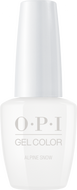 OPI OPI GelColor - Alpine Snow 0.5 oz - #GCL00 - Sleek Nail
