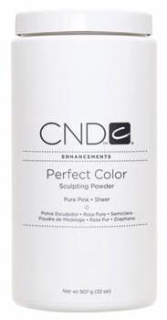 CND - Perfect Color Powder - Pure Pink - Sheer 32 oz