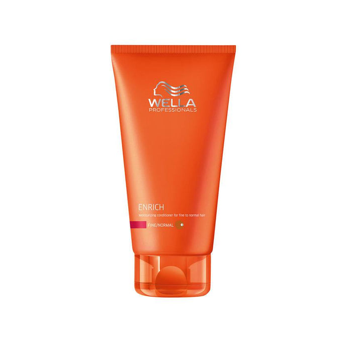Wella - Enrich Moisturizing Conditioner for Fine to Normal Hair 8.4 oz