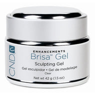 CND - Brisa Sculpting Gel - Clear 1.5 oz, Acrylic Gel System - CND, Sleek Nail