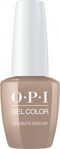 OPI OPI GelColor - Coconuts Over OPI 0.5 oz - #GCF89 - Sleek Nail