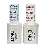 DND - Daisy Nail Design DND - Gel Base & Top - #400 #500 - Sleek Nail
