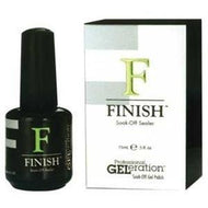 Jessica GELeration - FINISH - #Top Coat, Gel Polish - Jessica Cosmetics, Sleek Nail