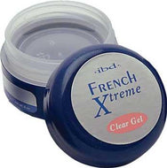IBD - French Xtreme - Clear Builder Gel 0.5 Oz, Acrylic Gel System - IBD, Sleek Nail
