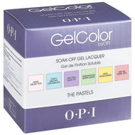 OPI GelColor - The Pastels Kit, Kit - OPI, Sleek Nail