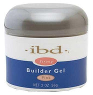 IBD - Pink Builder Gel 2 oz, Acrylic Gel System - IBD, Sleek Nail