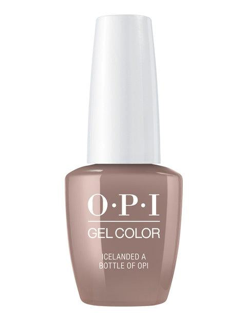 OPI OPI GelColor - Icelanded a Bottle of OPI 0.5 oz - #GCI53 - Sleek Nail