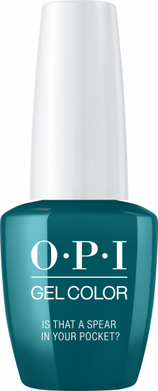 OPI OPI GelColor - Is That a Spear in Your Pocket?	 0.5 oz - #GCF85 - Sleek Nail