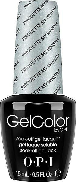 OPI GelColor - Pirouette My Whistle 0.5 oz Limited Edition! - #GCT55, Gel Polish - OPI, Sleek Nail