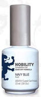 Lechat Nobility - Navy Blue 0.5 oz - #NBGP20, Gel Polish - LeChat, Sleek Nail