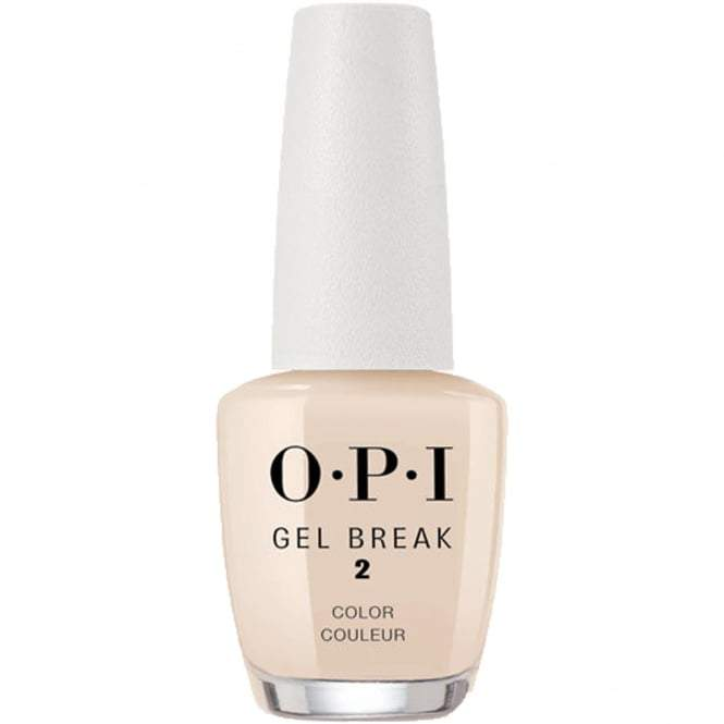OPI Gel Break Step 2 - Too Tan - Tilizing 0.5 oz - #NTR04