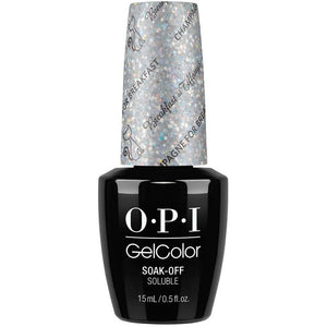 OPI GelColor - Champagne for Breakfast 0.5 oz - #HPH02