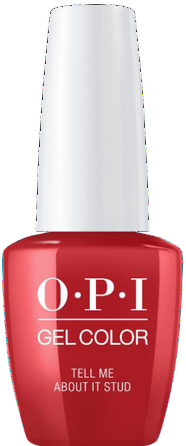 OPI GelColor - Tell Me About It Stud 0.5 oz - #GCG51