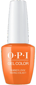 OPI GelColor - Summer Lovin' Having a Blast! 0.5 oz - #GCG43