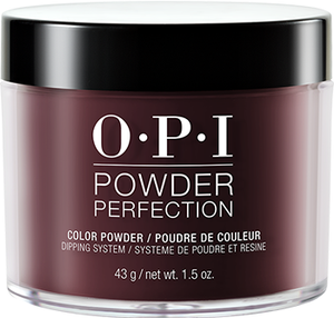 OPI Dipping Powder Perfection - Black Cherry Chutney 1.5 oz - #DPI43