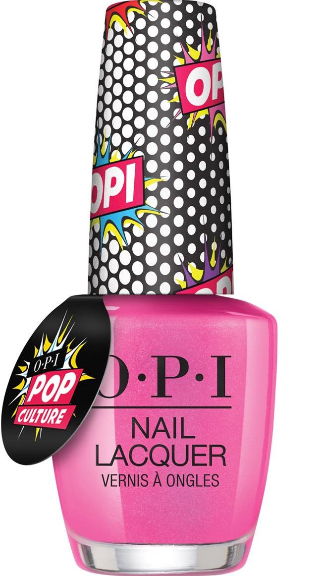OPI Nail Lacquer - Pink Bubbly 0.5 oz - #NLP50