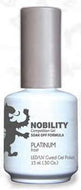 Lechat Nobility - Platinum 0.5 oz - #NBGP08, Gel Polish - LeChat, Sleek Nail