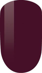 LeChat Perfect Match Gel / Lacquer Combo - Divine Wine 0.5 oz - #PMS185, Gel Polish - LeChat, Sleek Nail