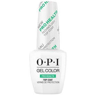 OPI GelColor - Pro Health Top Coat 0.5 oz - #GC040