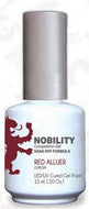 Lechat Nobility - Red Alluer 0.5 oz - #NBGP03, Gel Polish - LeChat, Sleek Nail
