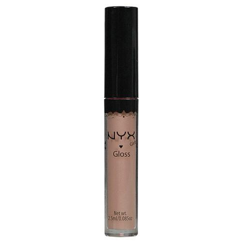 NYX - Round Lip Gloss - Sand Dune - RLG10, Lips - NYX Cosmetics, Sleek Nail