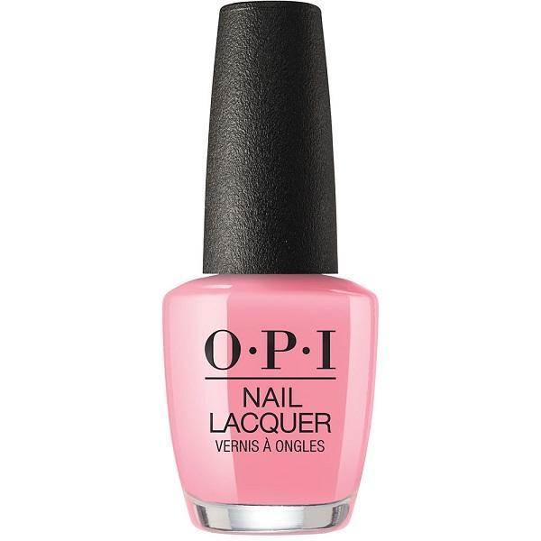 OPI Nail Lacquer - Pink Ladies Rule The School 0.5 oz - #NLG48