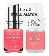 IBD It's A Match Duo - Rome Around - #65485, Gel & Lacquer Polish - IBD, Sleek Nail